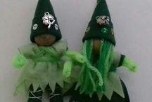 artesanato Bem Viver / Fadas, gnomos, velas, mandalas e crochê. Tudo feito com carinho, para levar magia e harmonia para voce e seus espaços!