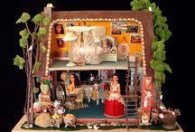 Dollhouse & Miniatures