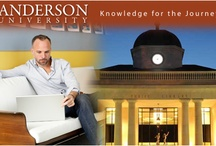 Evening and Online - Anderson University (SC) / Experience the quality of Anderson University's nationally-recognized academic programs through Evening and Accel Classes, as well as from the convenience of your home through AU Online .