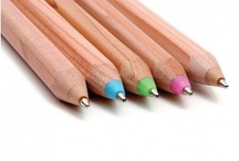 Pens, Pencils & Paper Paraphernalia / by Neenah Paper