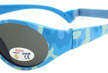 Les Lunettes Kiddus / Les montres et les lunettes de soleil pour enfant