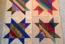 String Quilts/Blocks