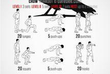 got workout