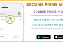 Prime Member Offer / Be prime member of cubber app and get opportunity to earn lifetime and get extra discount and cashback offers