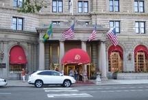 Hotels Where I've Stayed / by Diana Shertenlieb