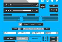 UI Kits / User Interface Kits