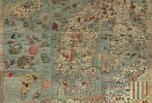Ancient Maps & Illustration