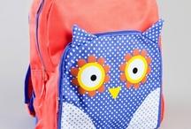 Emma likes owls. / by Cathy Switzer