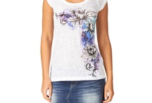 T-Shirts - Womens  / by Surf Shop ♥ Fashion