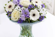 New Baby Flowers / There's a new baby arrived! What better way to say congratulations, than a beautiful flower arrangement for the happy family.