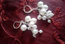 Vlastní výroba - homemade, korálkování - beads