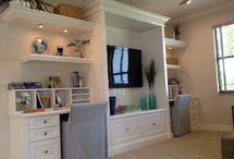 Kid's loft / Kids loft and living room