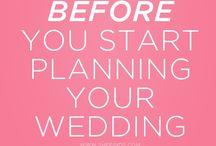 Wedding planing
