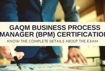 GAQM Certification