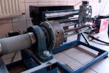 CNC tube notcher / My DIY machine to notch pipes with cnc plasma