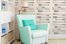 Kids Room's Paint Ideas / by Bobbie Machalka Photography