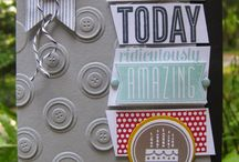 Amazing Birthday Stampin' Up! / Projects created using the Amazing Birthday stamp Set from Stampin' Up!