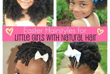 Cute Kids & Hairstyles / by Shawntrice Washington
