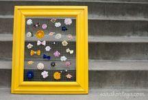 Display Ideas / by Sandra Robbins