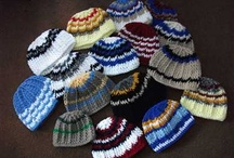 Baby/Kids--Hats / by Letty Eaton