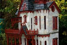 Gothic Houses 3D