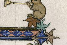 medieval bunny
