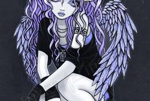 Beauty of The Gothic Lifestyle / All things related to Goth and the Gothic Lifestyle will be pinned to this board!
