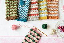 Crochet Guantes, Mitones