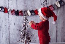 Vianoce fotenie