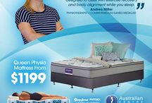 AUGUST 2016 / It's going to be a long few weeks of world class sport supporting and watching...The Olympic Games in Rio is set for action August 5th to the 21st! So to make sure you get the best rest possible, Beds R Us Australia welcomes Commonwealth Games Medalist and qualified physiotherapist Andrea Miller to our team.