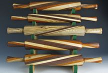 Woodturning / Project ideas for the hubby / by Angela Eppler
