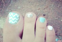 Toes / by Sheli Sides