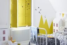 Yellow | Baby Nurseries and Kids room