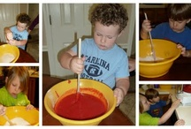 *Fun things to try... / Random fun things to try, with the kids, w/o the kids...just things in general. / by Ali Bailey