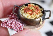 miniature food ideas
