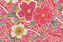 Chiyogami | Origami | Washi / Japanese arts and crafts, decorative origami paper patterns and kawaii washi deco tape.