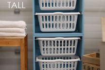 Home Decorating Ideas:  Laundry Room / by Mandy Bailey