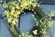 Wreaths I Love / by Shirley Ivy