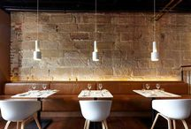 Cool Spaces to Eat and Drink