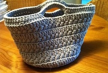 Crochet -- Bags / by Susan Hodges