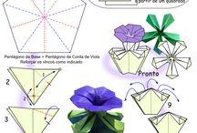 Origami Flower / by Mai Lena