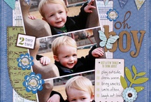 Page Layouts I Love / by Sharon Black