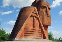 Stepanakert, Capital of Nagorno Karabakh / Photos taken by David Stanley on a visit to Stepanakert, Republic of Nagorno Karabakh.
