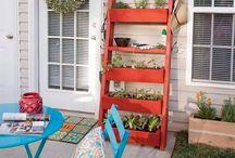 Planter Box & Plans