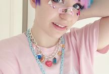 Kawaii boy / Mainly fairy kei and genderless kei