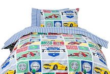 Boy's Duvet cover...cute