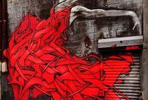 street art. zimer