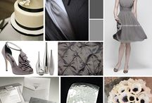 Gray Wedding / by Wedding Party