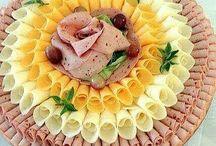 Dekorácie na tanieri