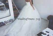 WeddingDream / Свадебные платья собственного производства!